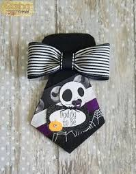 skellington ribbon skellington nightmare before christmas baby shower corsage