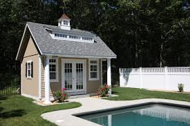 pool houses with bars shocking pool houses cabanas sheds u side bars homestead pict for