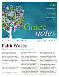 canada day church newsletter template newsletter templates