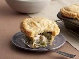 second day turkey and string bean pot pies recipe