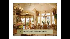 modern valance curtain design ideas pictures youtube