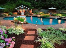 Top  Best Hot Tub Patio On A Budget Ideas On Pinterest Corner - Small backyard designs on a budget