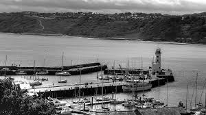 harbor black and white free stock photo public domain pictures
