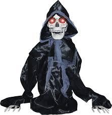 rising black reaper halloween prop walmart com