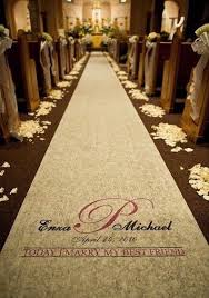 wedding runners 46 best wedding aisle runners images on wedding aisles