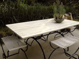 Travertine Patio Table Pompeii Dining Table Travertine And Powder Coated Steel 30