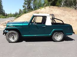 1967 jeep commando purchase used 1967 jeep jeepster commando 2 owners 9k miles in