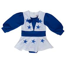 Dallas Cowboy Cheerleader Halloween Costume Dallas Cowboys Cheerleader Infant Cheer Uniform Cheerleaders