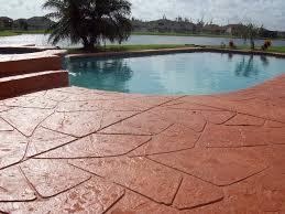 outdoor concrete paint versus acid stain sundek concrete