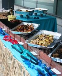 Gourmet Table Skirts Westchester Barbecue Bbq And Picnics Catering