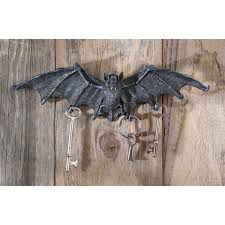 amazon com key hook rack vampire bat key holder wall sculpture