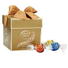 amazon com lindt lindor truffles assorted chocolate token gift