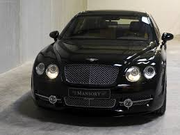 mansory bentley mansory bentley continental flying spur 2006 pictures