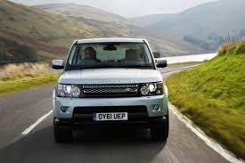 silver range rover sport 2017 range rover sport sdv6 video review auto express