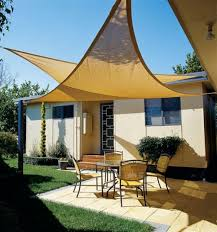 patio sail shade ideas glf home pros design astounding sails