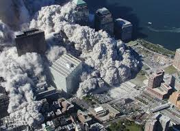 dust smoke and ash engulf buildings around the world trade center