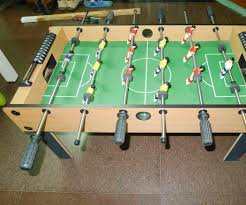 Fxa Flag Football Diy The Table Football U0027s Leg Foldable 9 Steps