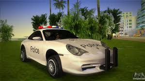 police porsche porsche carrera gt police for gta vice city
