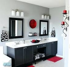 gray and red bedroom red and gray bedroom decor koszi club
