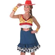 halloween costumes cowgirl womens jessie disney cowgirl costume