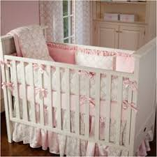 Solid Pink Crib Bedding Pin By Carr On Ainsley S Room Pinterest