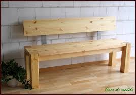 esszimmer bänke mit rückenlehne esszimmer bank holz nett fixias 32590 haus ideen galerie