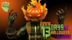 marvel legends jack o lantern review 13 days of halloween 2016