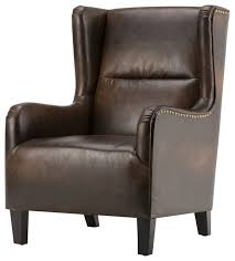Accent Wingback Chairs Taylor Wingback Chair Transitional Armchairs And Accent Chairs