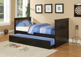 trundle beds for children to create an accessible bedroom space