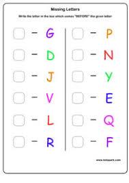 before letter worksheets kindergarten letter writing worksheets