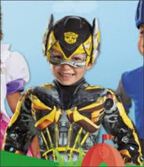 Bumblebee Transformer Halloween Costume Transformers 4 Age Extinction Halloween Costumes Disguise