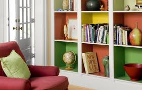 Green Bookcase Inside Job Bookcases With A Color Pop This Old House