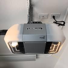 Overhead Door Operators by New Liftmaster Premium Series 8355 W Myq Technology Garage Door