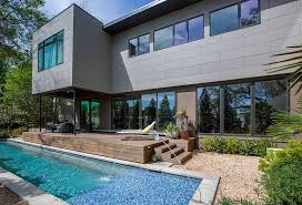 Modern Home Design Atlanta Efficient Design And Artistic Elegance Shape This Fabulous Atlanta