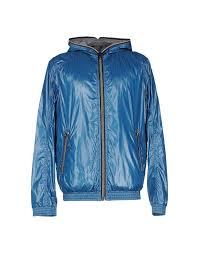 duvetica down jacket pastel blue men coats and jackets duvetica