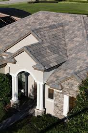 Tile Roofing Supplies Belair 4602 Concord Blend Traditional Exterior Chicago By
