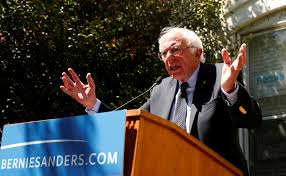 what went wrong and right for bernie sanders cbs news