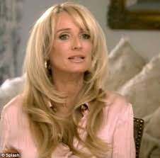 hair style from housewives beverly hills real housewives of beverly hills kim richards in rehab to treat