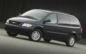 2003 chrysler town and country information and photos zombiedrive