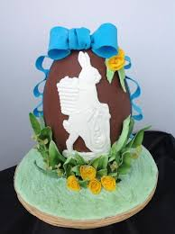 Decorating Easter Eggs With Sugar Paste 111 best easter chocolate eggs images on pinterest easter cake