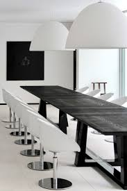 the modern dining room 40 best black dining table ideas images on pinterest