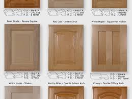 Kitchen Kitchen Cabinet Doors And 17 Cabinet Door Types Types Of