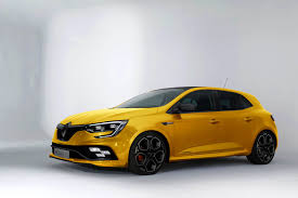 2018 renault megane rs masterfully rendered production model on