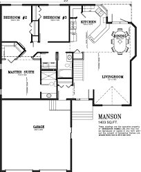 Bungalow Plans With Basement by 12 Bungalow House Plans 1500 Square Feet Foot Peachy Design Nice