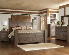 Calistoga Piece King Bedroom Package Weathered Charcoal King - 7 piece king bedroom furniture sets
