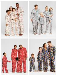 cheap christmas pajamas for whole family mommematch com