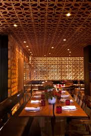 cobogós restaurant design and interiors