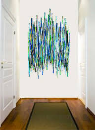 best 25 painted wall art ideas on pinterest painted accent