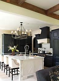 White And Black Kitchen Cabinets 69 Best Black And White Kitchens Images On Pinterest Kitchen