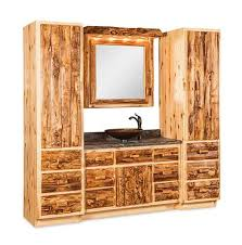 Amish Bathroom Vanities Amish Handcrafted And Custom Rustic Furntiure